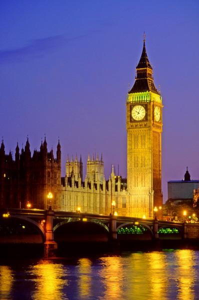 Лондон столица империи