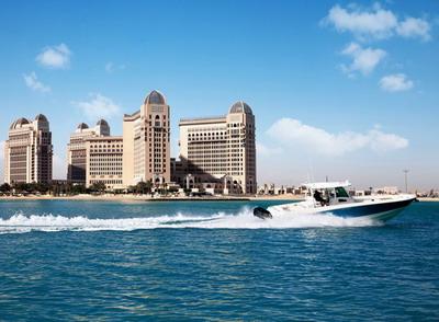 Новый роскошный отель The St.Regis Doha в Катаре