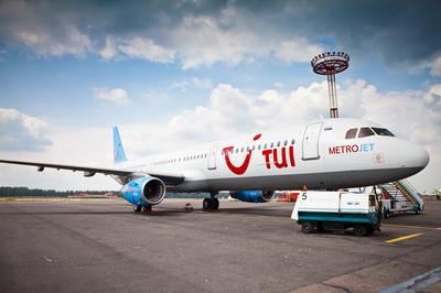 Туроператор TUI запустил авиаперевозку под собственным брендом
