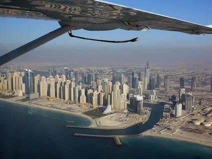 Туры на гидроплане Seawings в Дубае