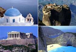 Греция ждет Вас!